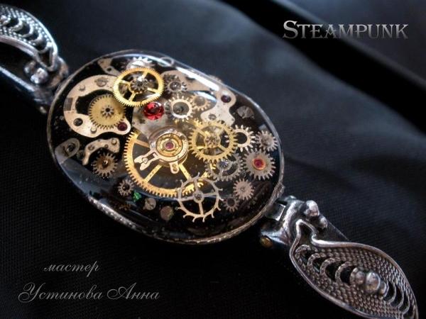 Моё время, мой  -romantic Steampunk-  часть -3 (и вновь к прекрасному  душа моя стремится ( очень много новых работ и мало текста :)... (Фото 9)