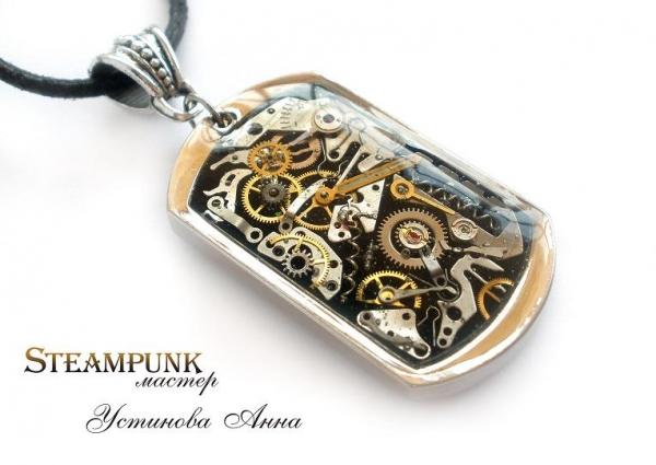 -Steampunk- Украшения ручной работы от мастера Устиновой Анны (продолжение, опять много новых работ:)... (Фото 21)