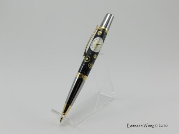 Ручки в стиле -Steampunk- (или: Какой должна быть ручка современного Стимпанкера? Что скажите?:) Добавила ещё фото. (Фото 5)