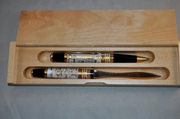 Ручки в стиле -Steampunk- (или: Какой должна быть ручка современного Стимпанкера? Что скажите?:) Добавила ещё фото. (Фото 9)