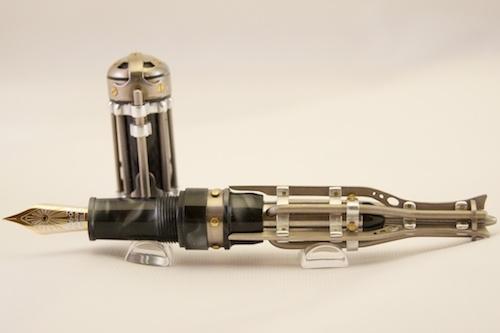 Ручки в стиле -Steampunk- (или: Какой должна быть ручка современного Стимпанкера? Что скажите?:) Добавила ещё фото. (Фото 19)