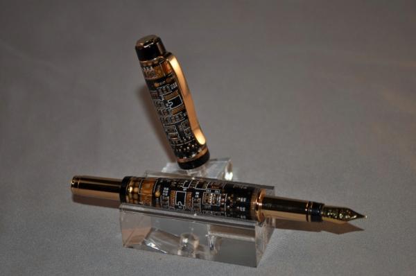Ручки в стиле -Steampunk- (или: Какой должна быть ручка современного Стимпанкера? Что скажите?:) Добавила ещё фото. (Фото 12)