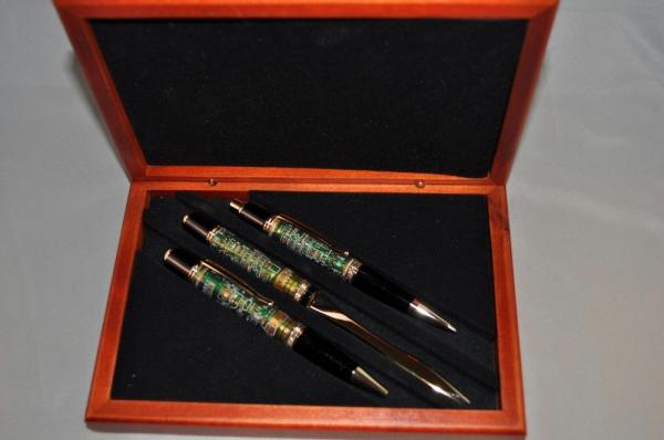 Ручки в стиле -Steampunk- (или: Какой должна быть ручка современного Стимпанкера? Что скажите?:) Добавила ещё фото. (Фото 8)