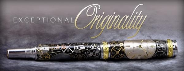 Ручки в стиле -Steampunk- (или: Какой должна быть ручка современного Стимпанкера? Что скажите?:) Добавила ещё фото. (Фото 7)