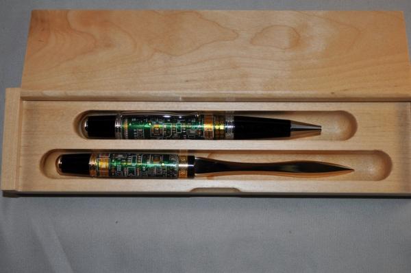 Ручки в стиле -Steampunk- (или: Какой должна быть ручка современного Стимпанкера? Что скажите?:) Добавила ещё фото. (Фото 11)