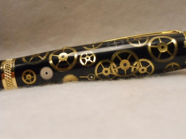 Ручки в стиле -Steampunk- (или: Какой должна быть ручка современного Стимпанкера? Что скажите?:) Добавила ещё фото. (Фото 2)