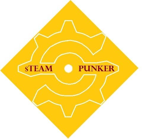 Мой вариант лого стимпанкера доработка (Фото 2)