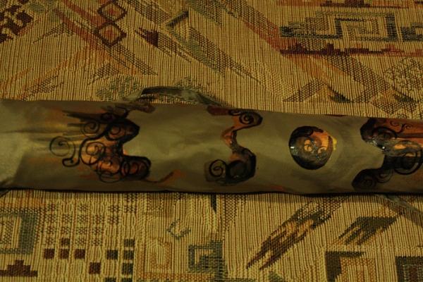 """Зонт с авторской росписью в стиле стимпанк """"Бабочка"""" (Фото 10)"""