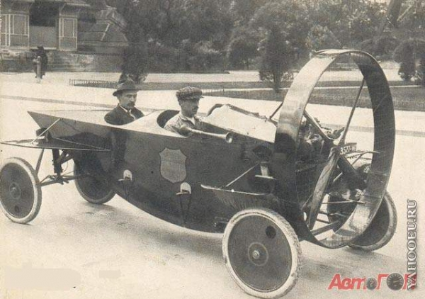 Необычные транспортные средства (Фото 2)