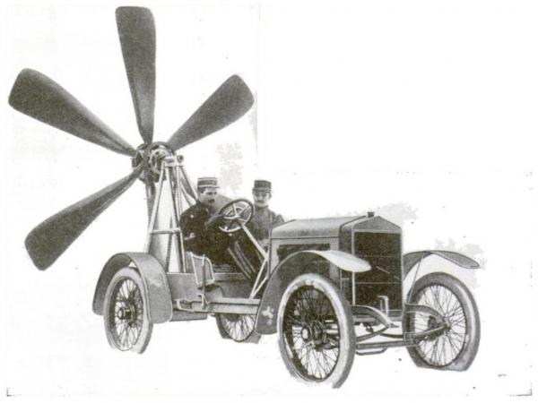 Необычные транспортные средства (Фото 3)
