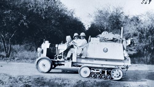 Необычные транспортные средства 2 (Фото 3)
