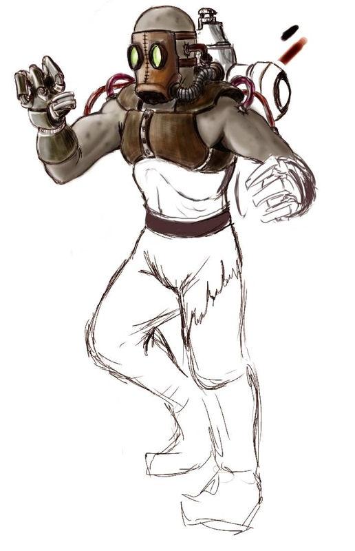 Бессловесные герои - зомби на паровой тяге (Фото 2)