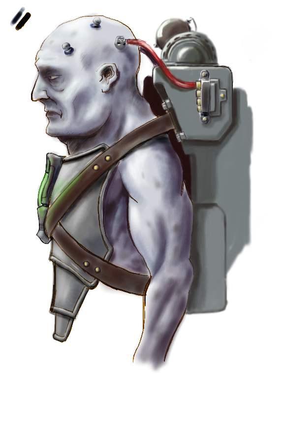 Бессловесные герои - зомби на паровой тяге - 2 (Фото 2)