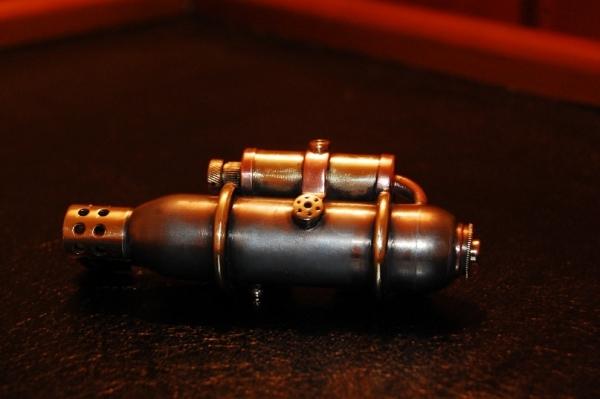 Steam(дизельпанк) зажигалка.[ворклог 2] (Фото 20)