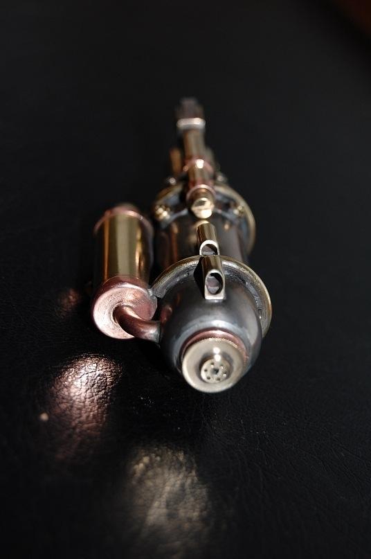 Steam(дизельпанк) зажигалка.[ворклог 2] (Фото 22)
