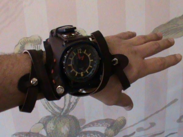 «Мои первые ремешки для часов (Фото 3)