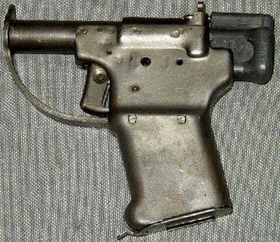 Liberator, дешёвый однозарядный пистолет для европейских партизан