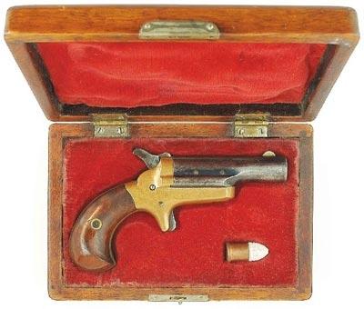 Дерринджер «№3» компании Colt калибра .41RF