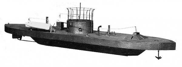 USS Navi Monitor