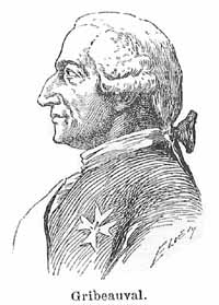 Генерал Грибоваль