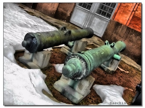 Артиллерия Нового Времени, часть 1.