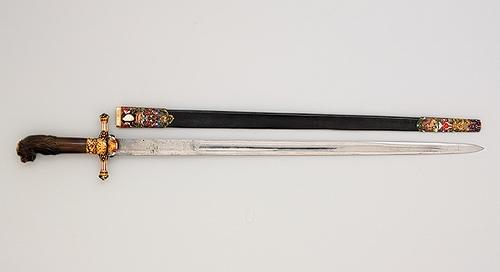 Охотничий меч