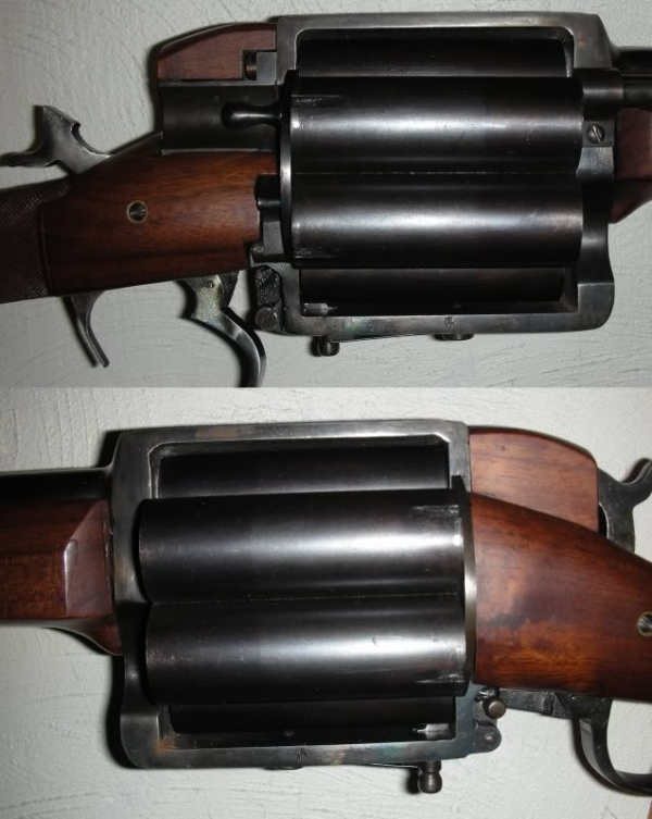 Револьверное ружьё, 12 калибр (Фото 3)