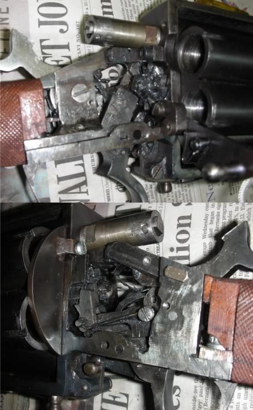 Револьверное ружьё, 12 калибр (Фото 5)