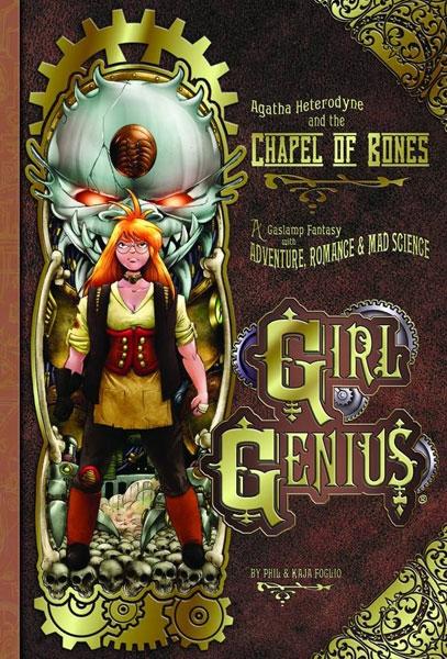 """Girl Genius"""