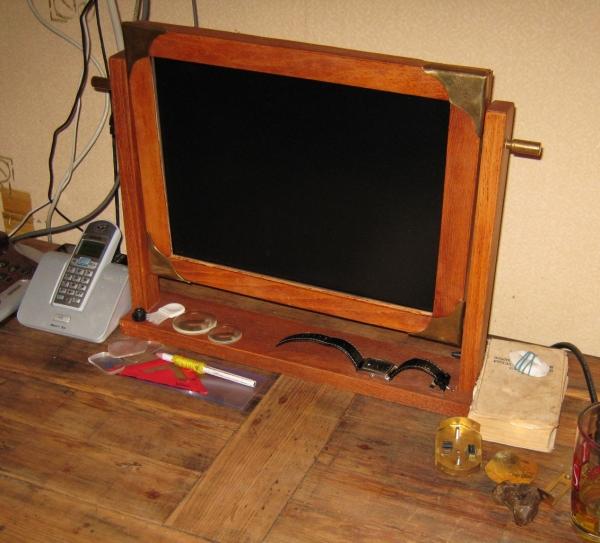 Видеопроектор для дома своими руками