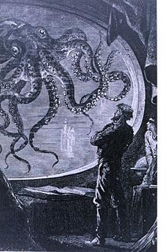 """Сверхтонкий аквариум """"Иллюминатор НАУТИЛУСА"""""""