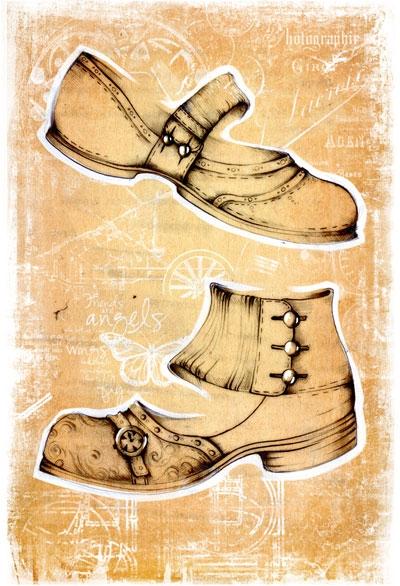 Коллекция стим-панк одежды и обуви от Sangi (Фото 8)