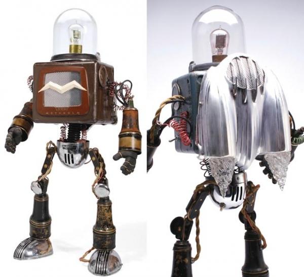Эти удивительные роботы (Фото 3)