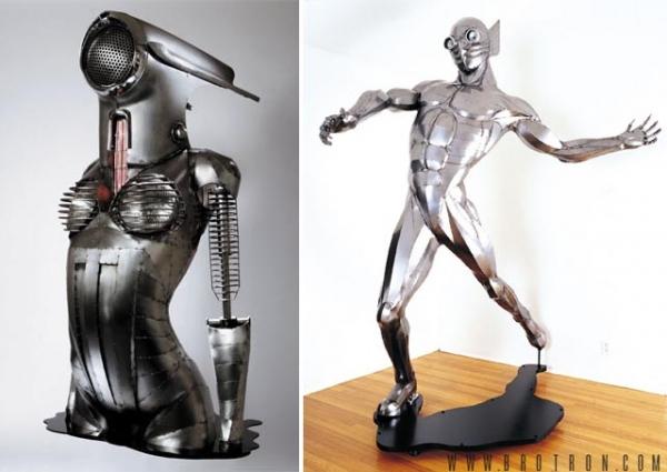 Эти удивительные роботы (Фото 6)