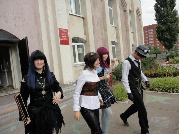 Стипмпанк - фестиваль, 2011, Набережные Челны (Фото 3)