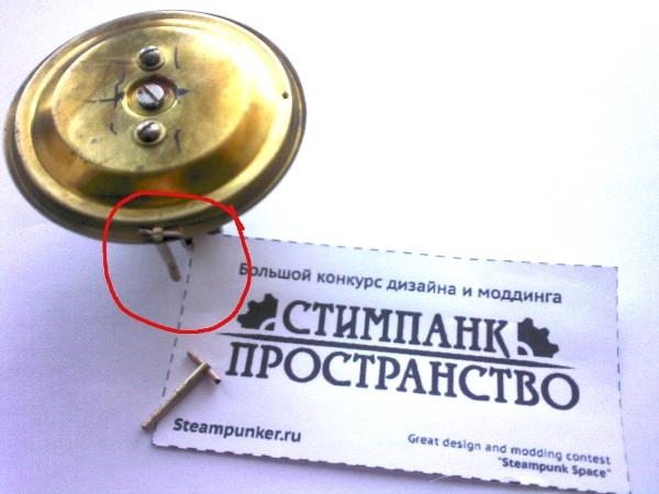 Термометр настольный (Фото 8)