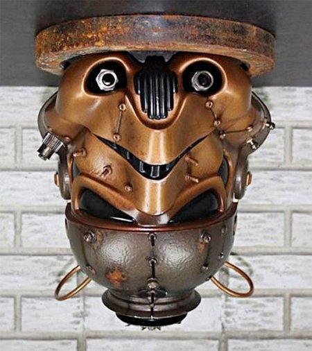 шлем клоУна