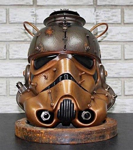 шлем клона