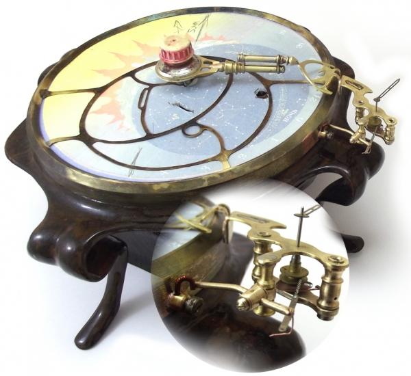 Часы с пеналом. Камуфлет. (Фото 10)