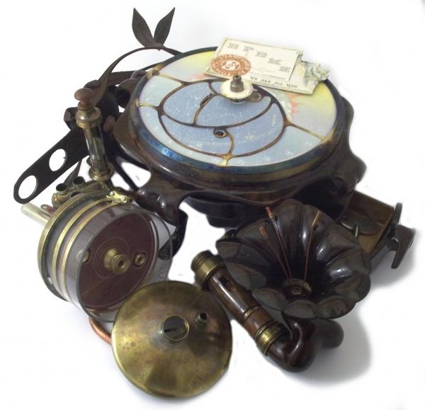 Часы с пеналом. Камуфлет. (Фото 23)