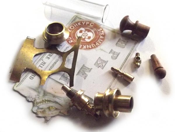 Часы с пеналом. Камуфлет. (Фото 48)