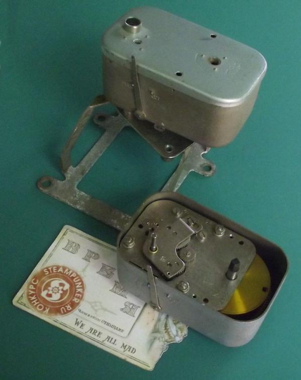 Часы с пеналом. Камуфлет. (Фото 42)