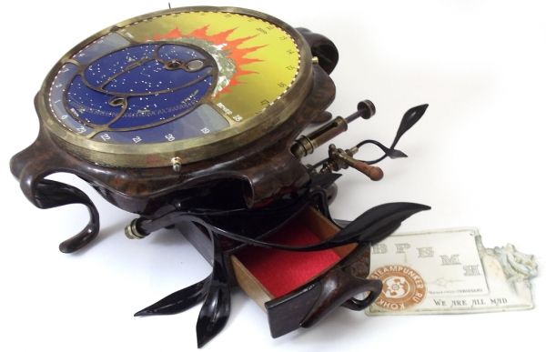 Часы с пеналом. Камуфлет. (Фото 24)