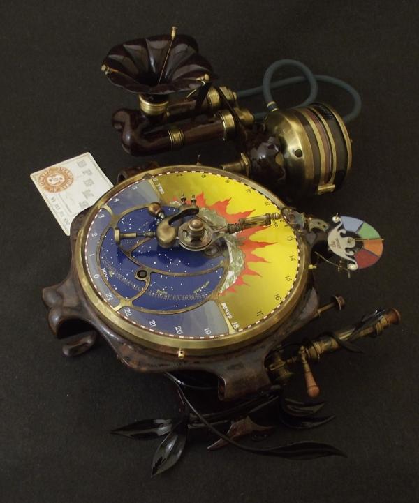 Часы с пеналом. Камуфлет. (Фото 27)