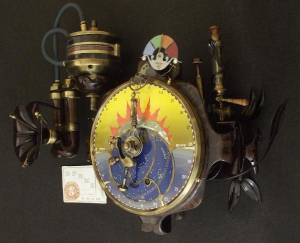 Часы с пеналом. Камуфлет. (Фото 28)