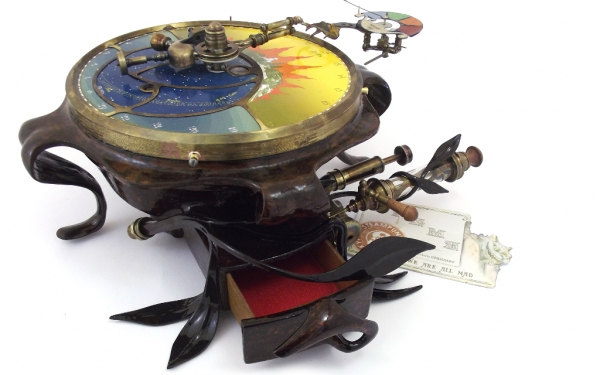 Часы с пеналом. Камуфлет. (Фото 25)