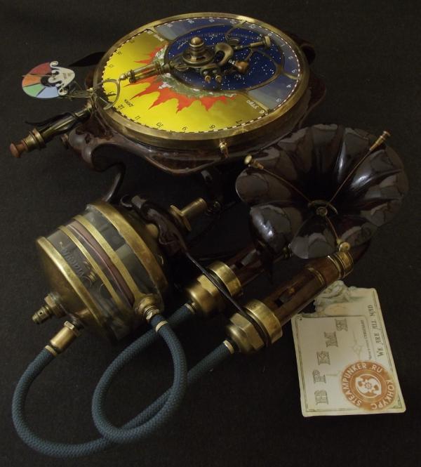 Часы с пеналом. Камуфлет. (Фото 29)