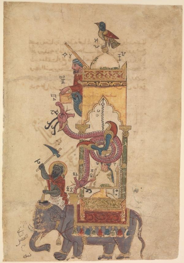 Арабские механики. (Фото 9)
