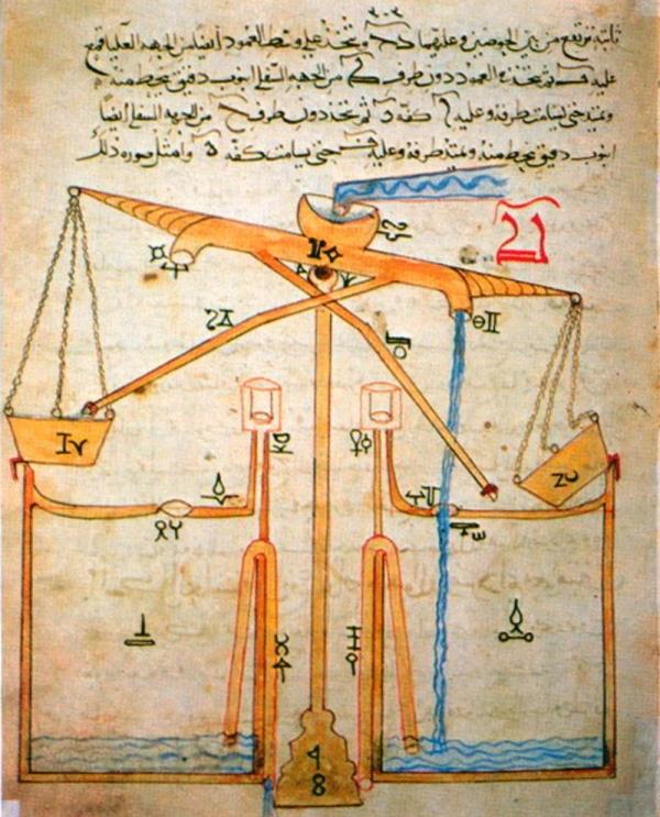 Арабские механики. (Фото 17)