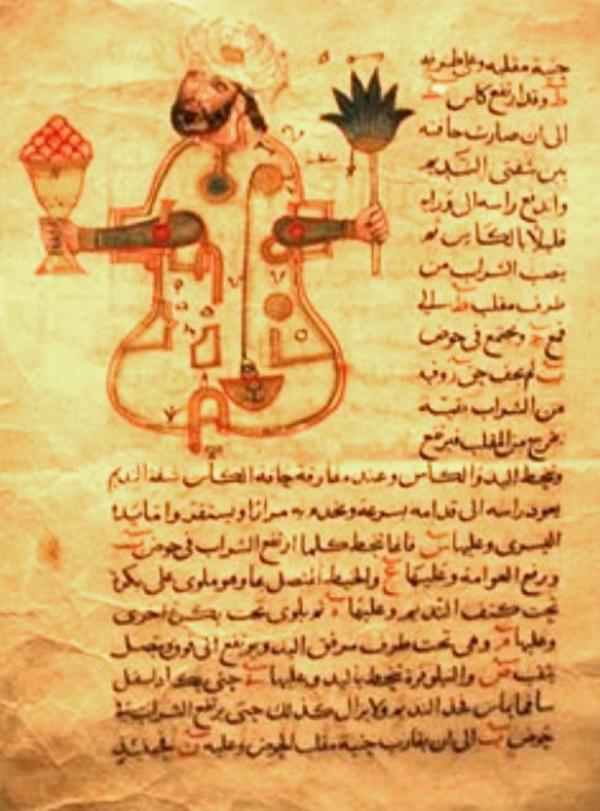 Арабские механики. (Фото 14)